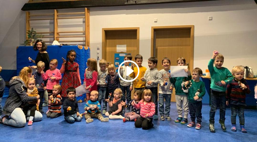 Weihnachtsfeier in Ohle – Ein Filmchen