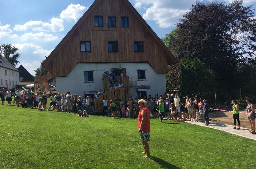 Eröffnung der KiTa Junior in Köbbinghausen
